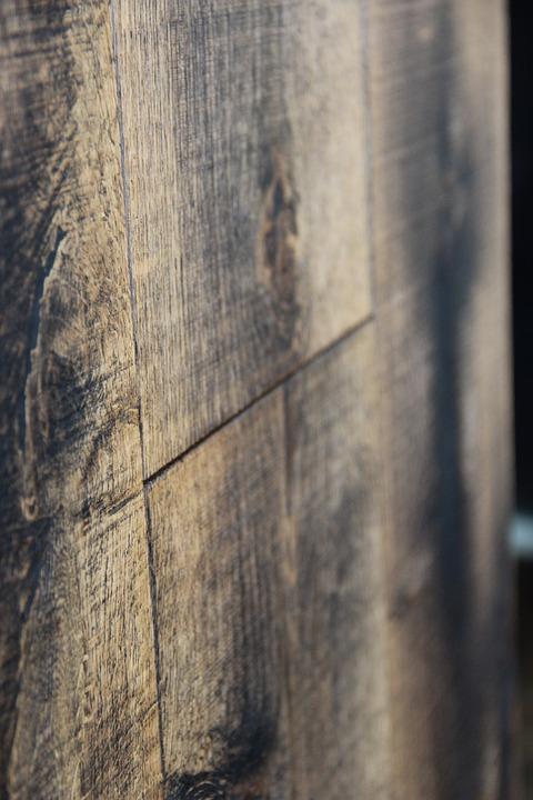 Le chêne utilisé pour une cuisine