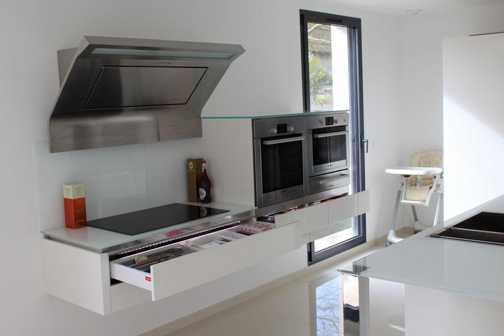Une cuisine réalisée à Soisy Sous Montmorency